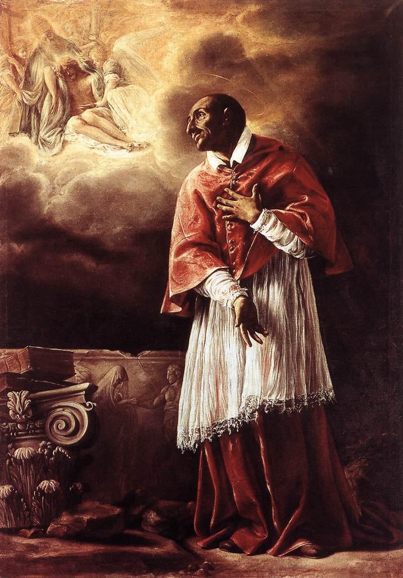 Saint Charles Borromé