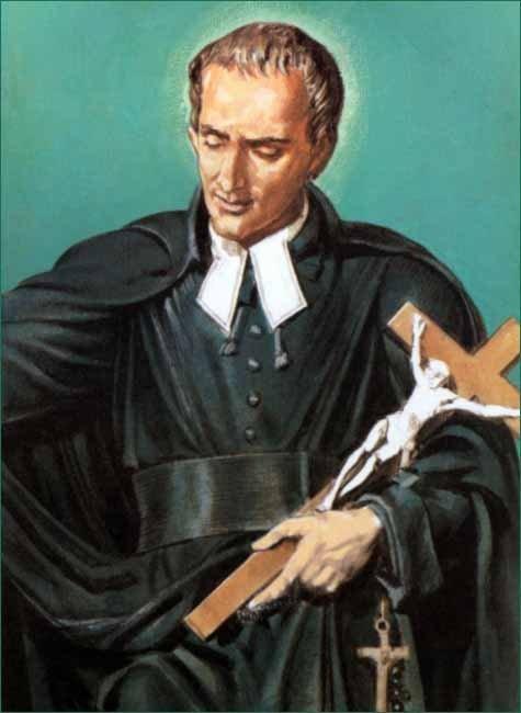 Saint Louis-Marie Grignon de Montfort dans Prières 218880841