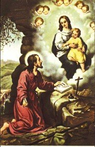 Exercices Spirituels de saint Ignace dans Religion 001_saintignace2-194x300