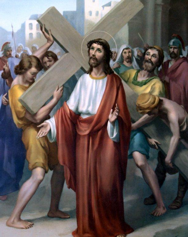 Vive Jésus vive sa Croix