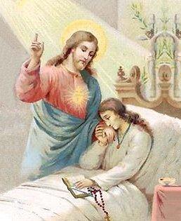 Prière pour les agonisants