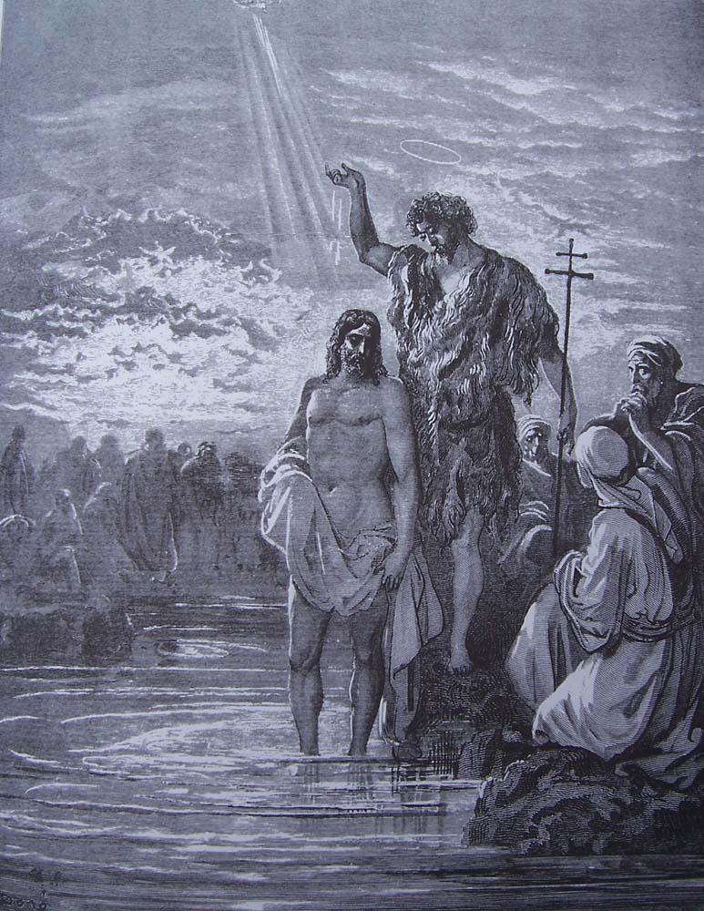 Renouvellement des promesses de baptême