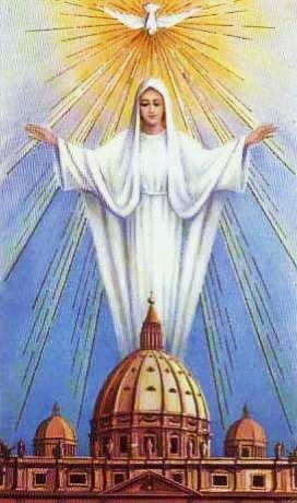 Mère de l'Eglise